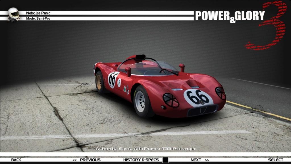 """[WIP/RELEASE] Alfa Romeo T33 """"Periscopio/Fleron"""" - Page 2 66_110"""