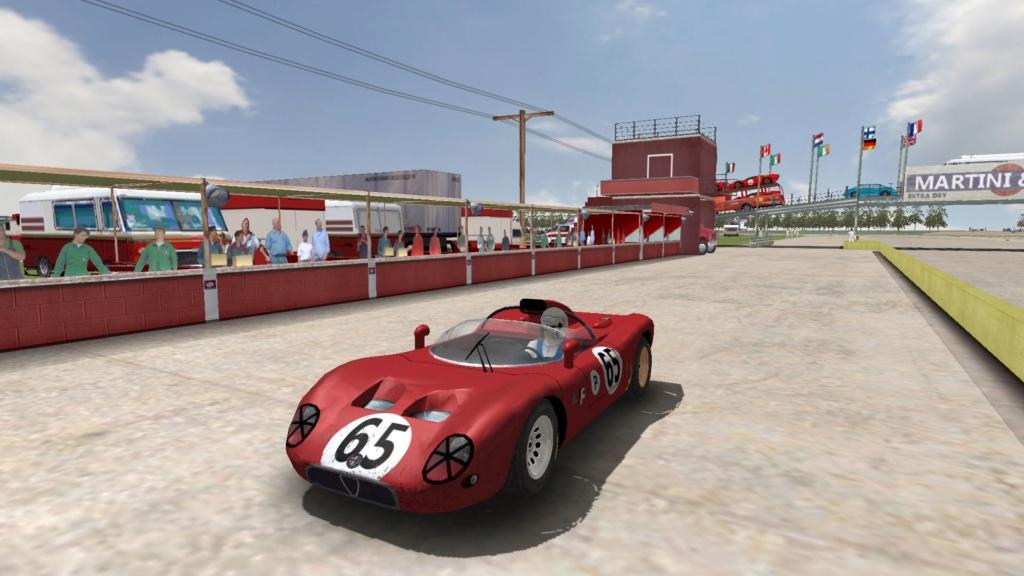 """[WIP/RELEASE] Alfa Romeo T33 """"Periscopio/Fleron"""" - Page 2 Dirt10"""
