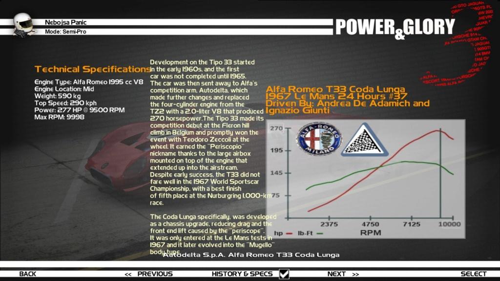"""[WIP/RELEASE] Alfa Romeo T33 """"Periscopio/Fleron"""" - Page 2 Hist_s11"""