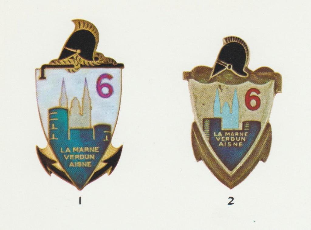 Insigne 6ème génie WW2 6_rg10