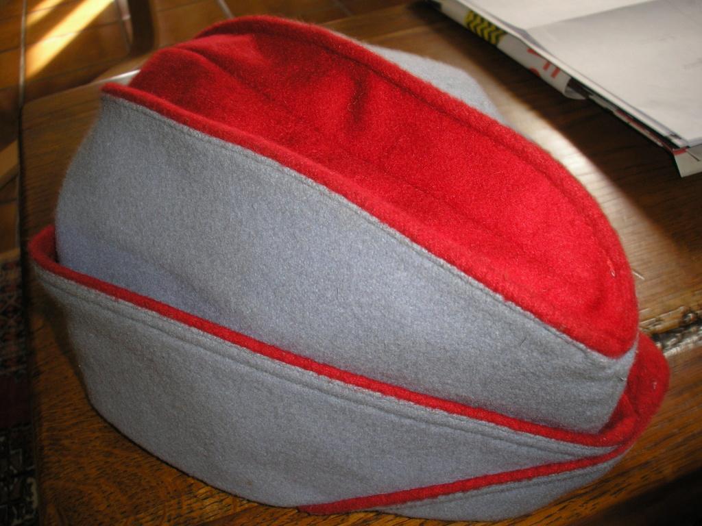 Identification d'un bonnet de Police- Identifié EMP Autun  Bdp_310