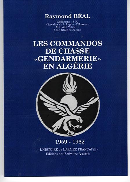 Commando de chasse Gendarmerie GROS PLAN   - Page 2 Beal1010