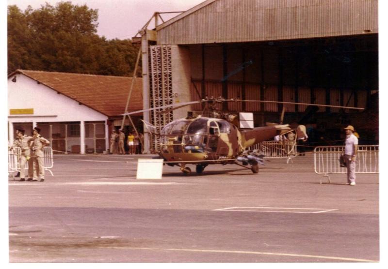 Portes ouvertes à la B.A 188 - 1975 Djibou17