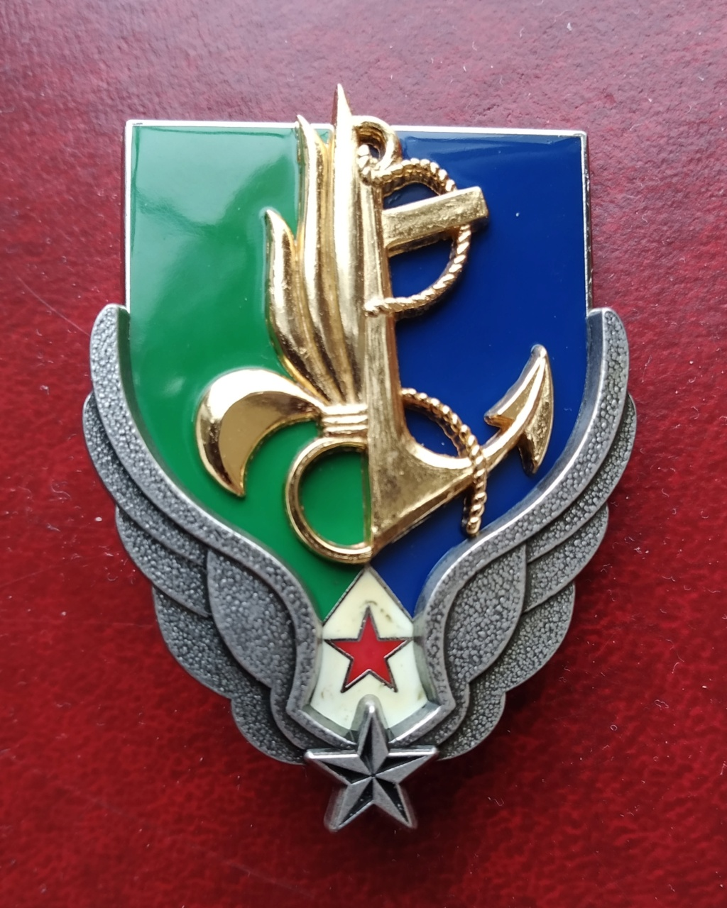 Insigne à identifier - Djibouti Djibou22