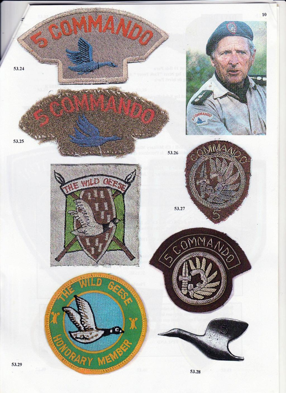 Insigne Commando Parachutiste N° 5  Img_2063