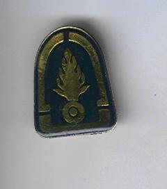 Insigne de col Gendarmerie Libanaise  Inconn10