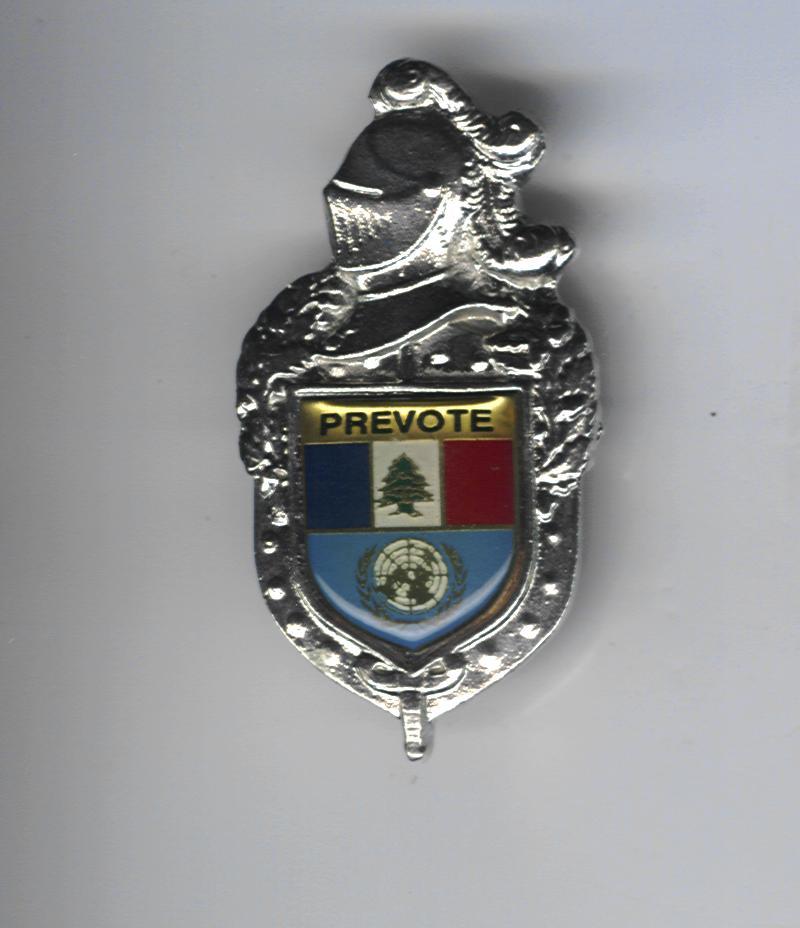 Insigne  Prevôté au Liban Liban110
