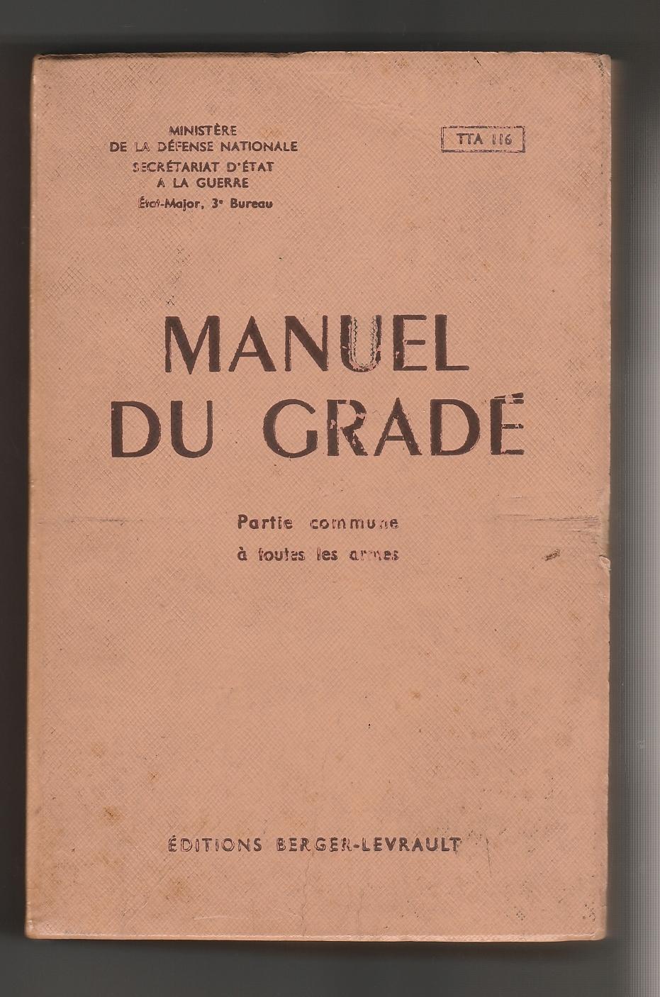 Manuel du Gradé Manuel10