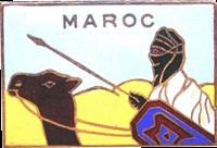 Insigne Maroc a identifier Maroc-10