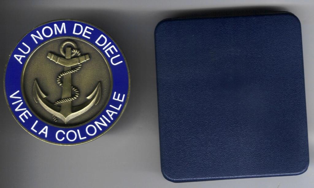 Au nom de Dieu Vive la Coloniale Medail12