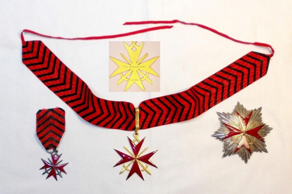 Identification médailles avec croix de Malte Montag10