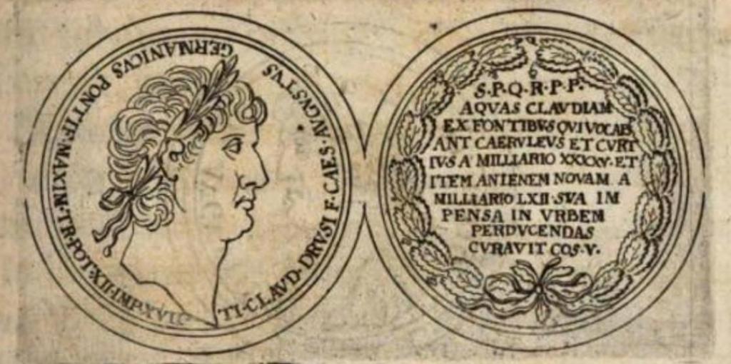 Médaille romaine ? D'époque ? XVIIIe? XIXe? Captur11