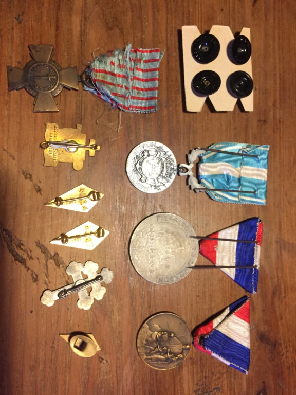 Médaille vide grenier Dde77f10