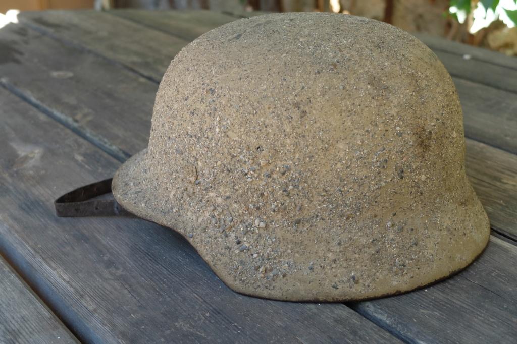 Numéro de casque allemand camouflé sable Dscf5711