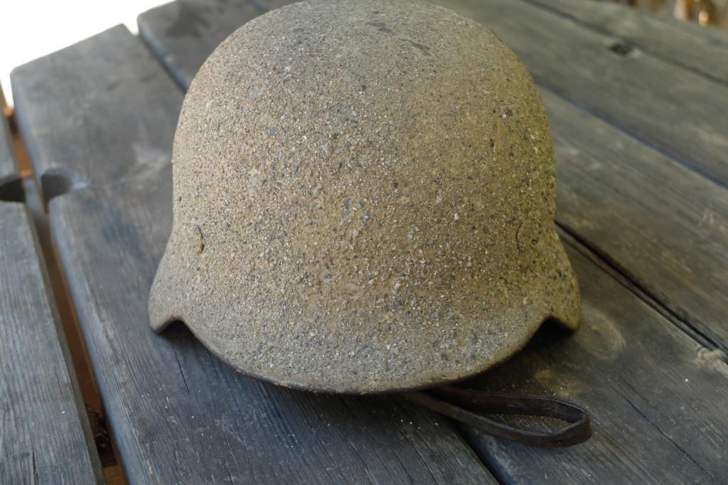 Numéro de casque allemand camouflé sable Dscf5714