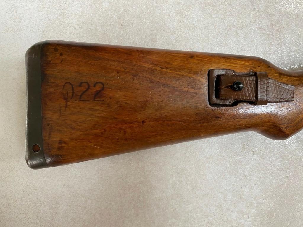 FN Hestal Israélien 22 LR, rayure de canon Fn310