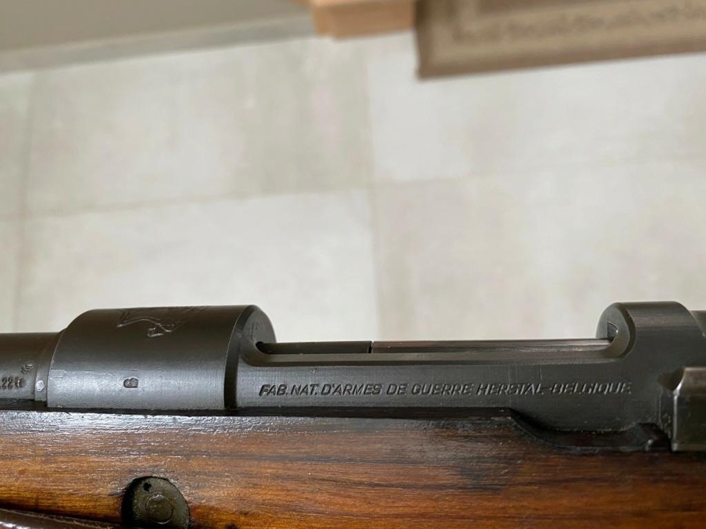 FN Hestal Israélien 22 LR, rayure de canon Fn710