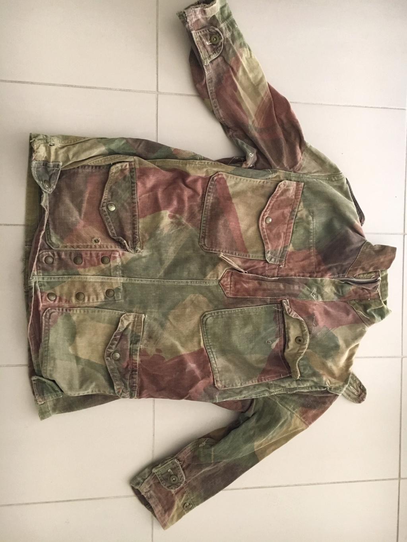 Veste Airborne troop et trousers windproof Img_0110