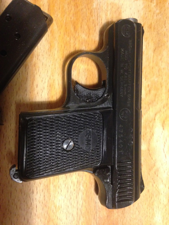 Revolver et pistolet d'alarme Img_8012