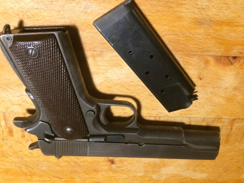 Colt 45 1911 Remington Neutra Img_8321