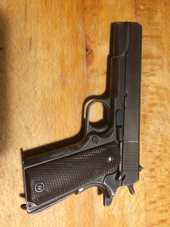 Colt 45 1911 Remington Neutra Img_8323