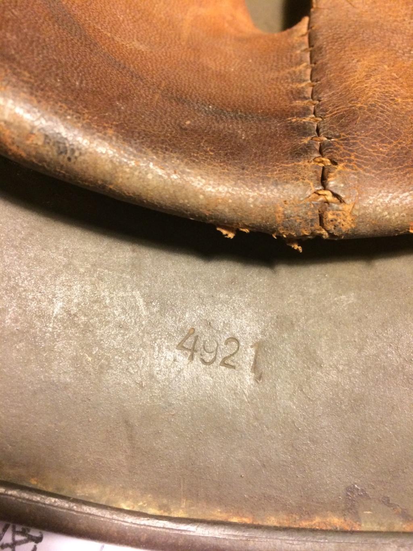 Numéro de casque allemand camouflé sable Img_9011