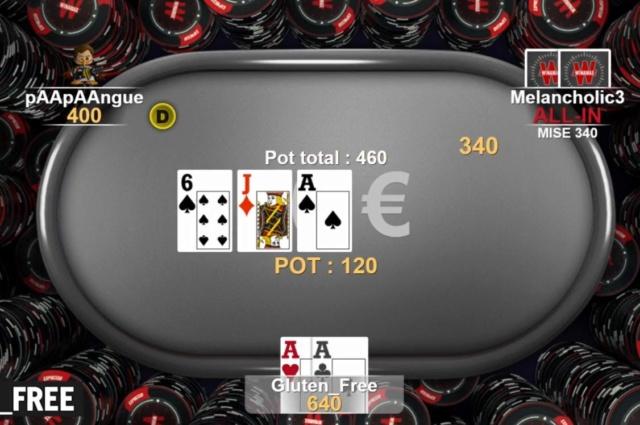 Ca c'est une rencontre !! Poker113
