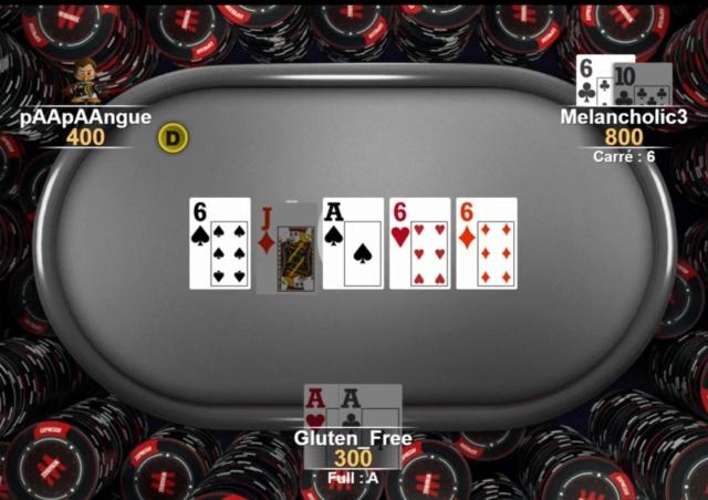 Ca c'est une rencontre !! Poker211