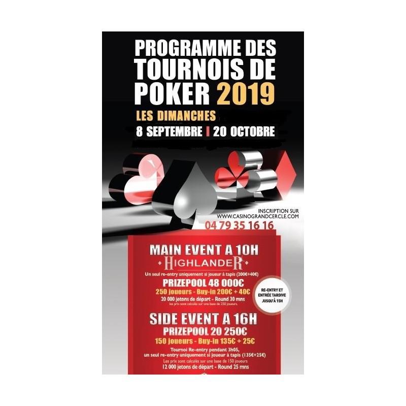 Aix les Bains - Tournoi Highlander - Dimanche 8 septembre Tourno10