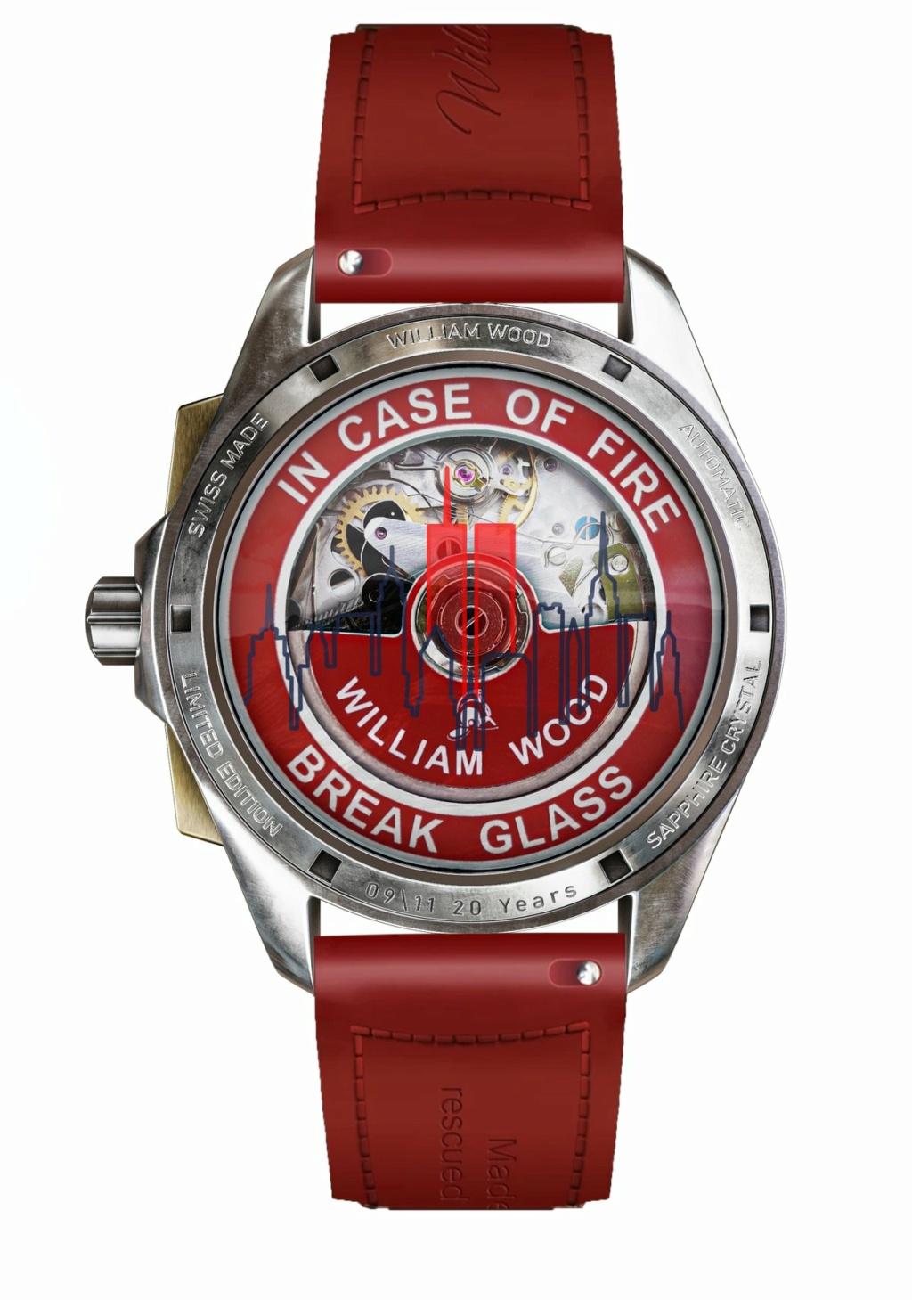 William Wood, une montre hommage aux pompiers anglais  - Page 2 Triump10