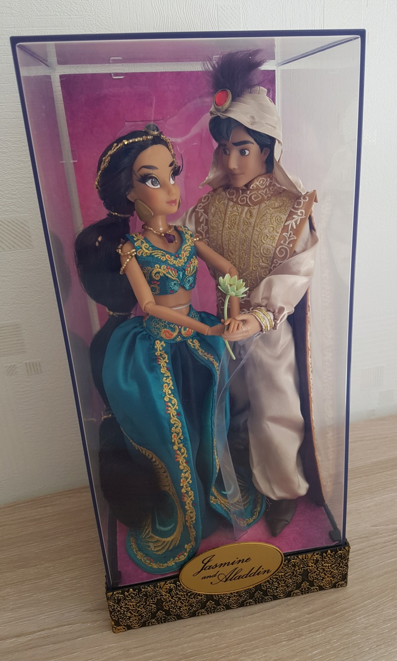 Disney Fairytale/Folktale/Pixar Designer Collection (depuis 2013) - Page 9 20190913