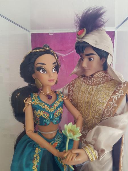 Disney Fairytale/Folktale/Pixar Designer Collection (depuis 2013) - Page 9 20190915