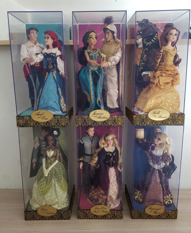 Disney Fairytale/Folktale/Pixar Designer Collection (depuis 2013) - Page 9 20190917