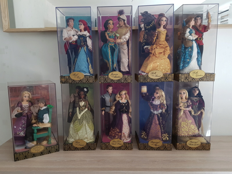 Disney Fairytale/Folktale/Pixar Designer Collection (depuis 2013) - Page 9 20190918