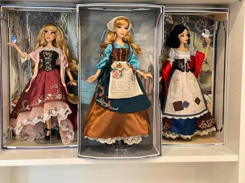 Disney Store Poupées Limited Edition 17'' (depuis 2009) - Page 4 84358910