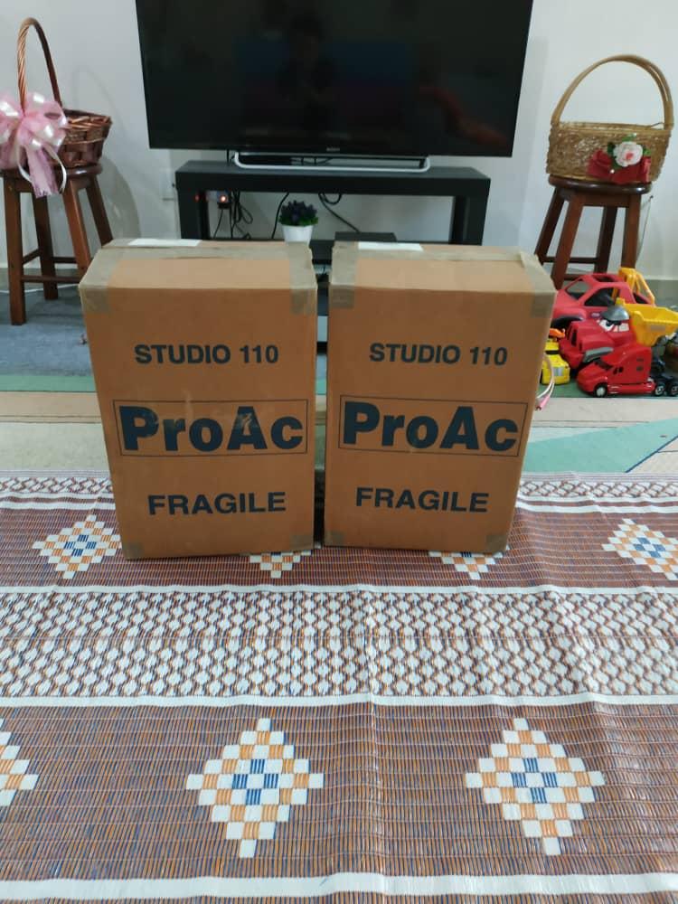 Used Proac Studio 110 Whatsa12