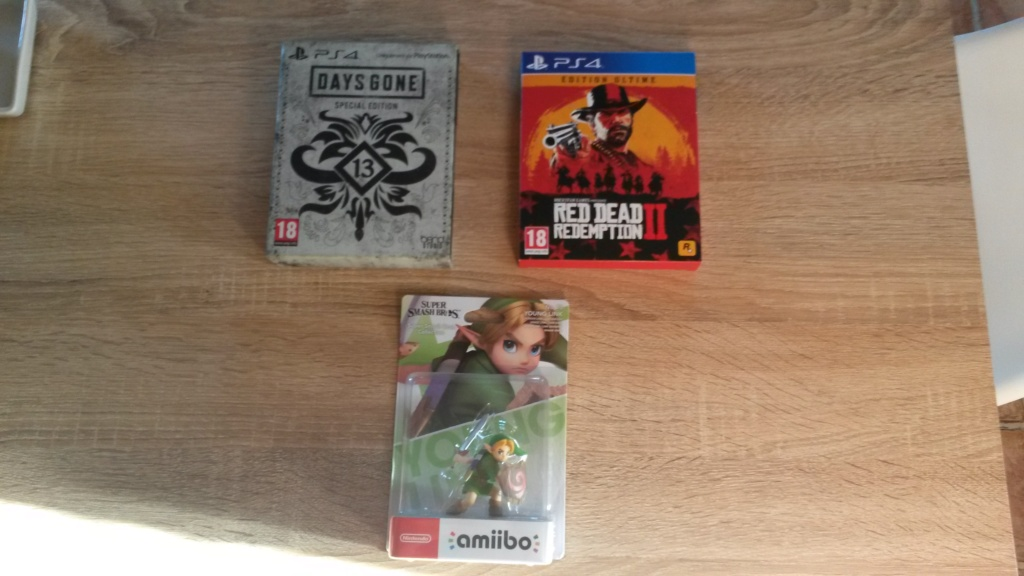 Collection de Labuse   ( Nouvelle  GAMEROOM en page 1  ) - Page 7 20190910