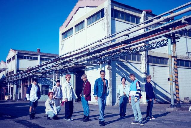 Super Junior - TIME SLIP Photoshoot 15692010