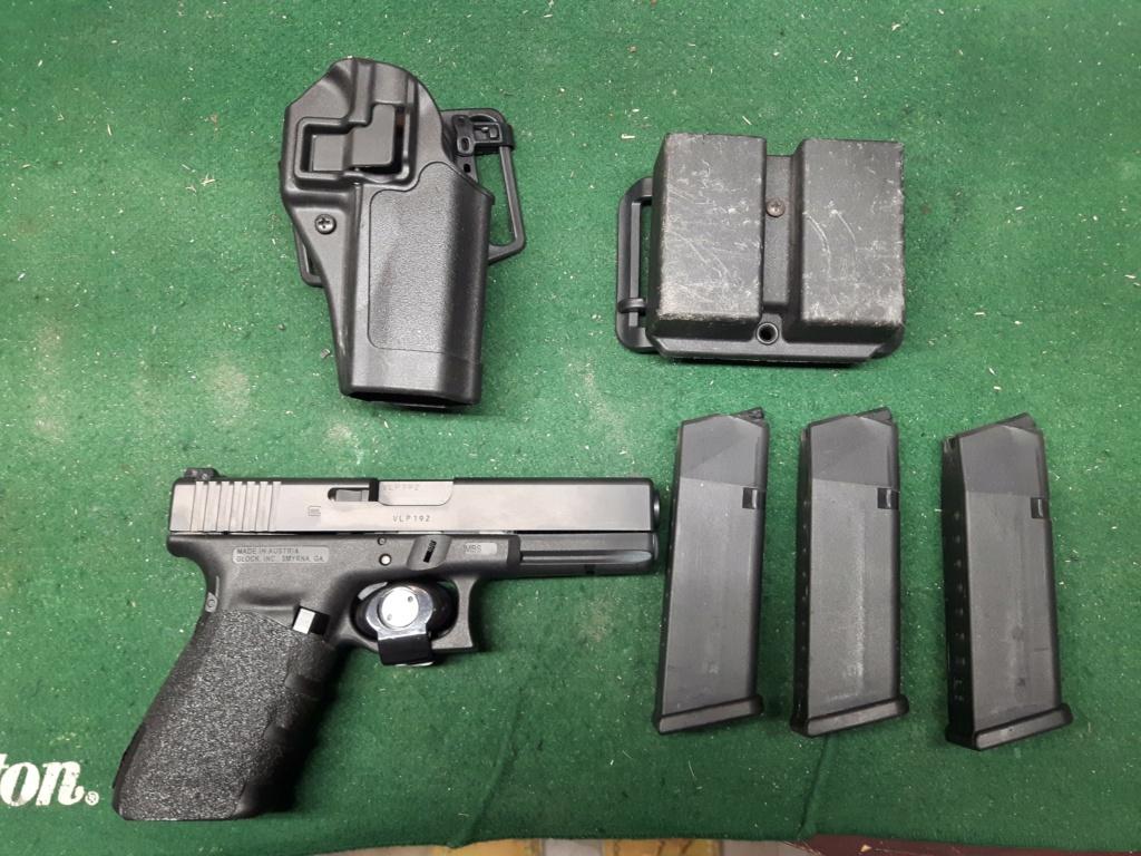 Glock 21 (45ACP) GEN 4 Glock10