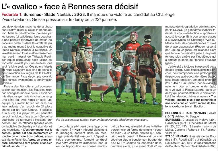 Stade Nantais 2018-2019 - Page 2 Suresn10