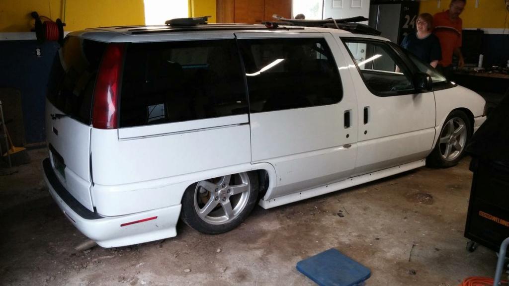 Chevrolet APV.R (1996) Drag custom 15380910