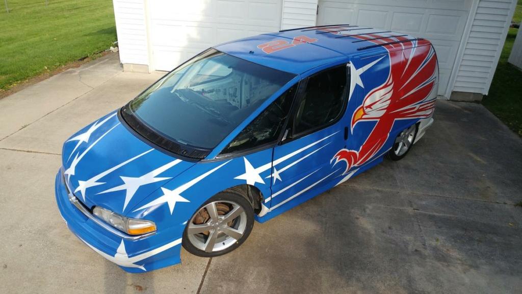 Chevrolet APV.R (1996) Drag custom 15380911