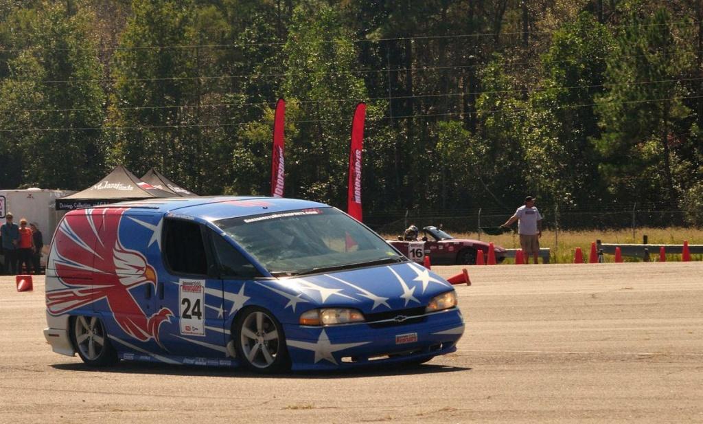 Chevrolet APV.R (1996) Drag custom 15704910