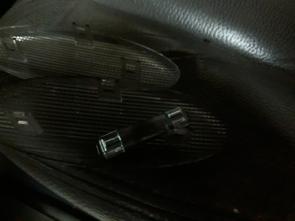 Remplacement de l'ampoule dans la portière S4 20200131