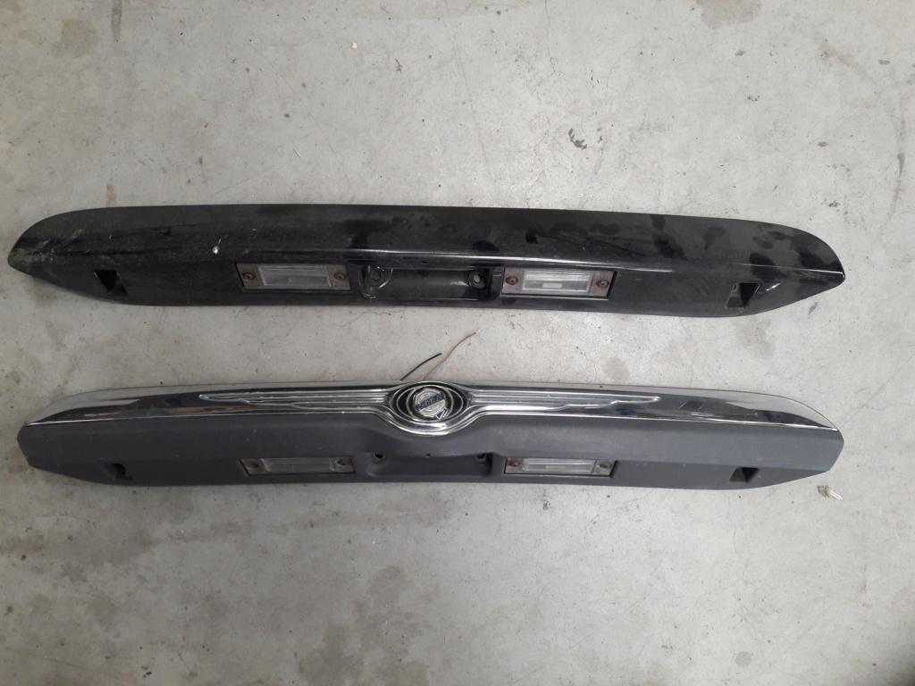 Poignées de coffre S4 et S4 Limited  20200633