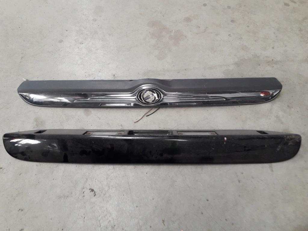 Poignées de coffre S4 et S4 Limited  20200634