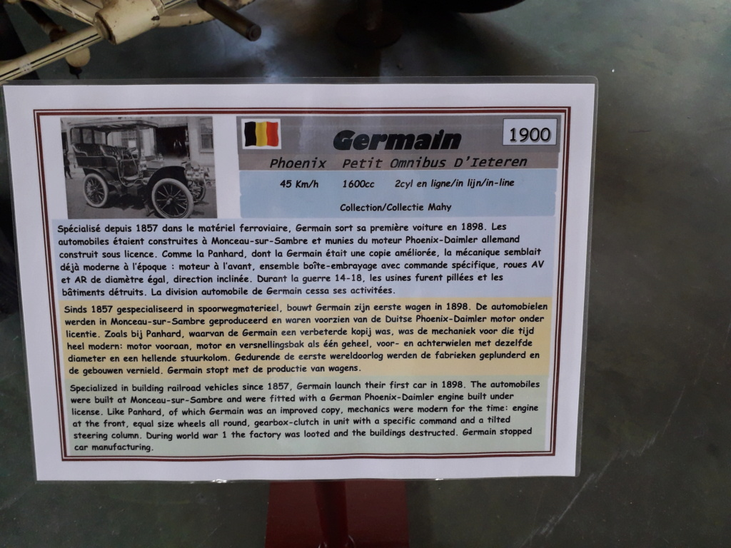 Musée de l'automobile de Leuze - Mahymobiles - Page 2 20210159