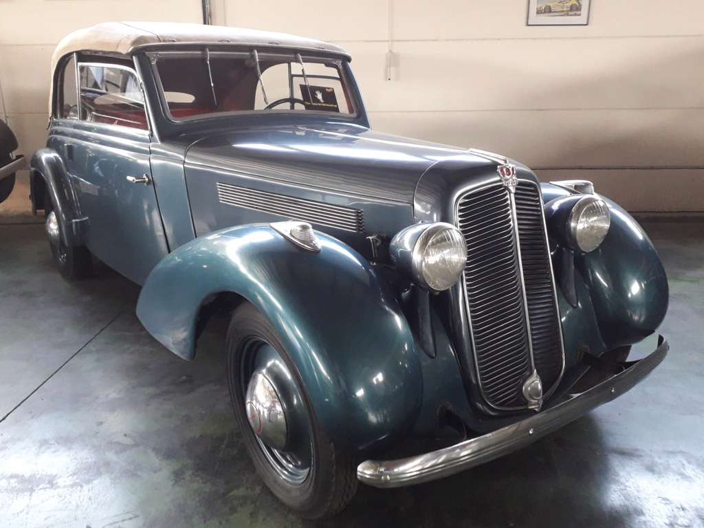 Musée de l'automobile de Leuze - Mahymobiles - Page 2 20210168