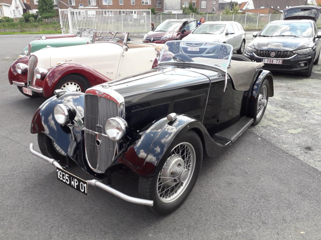 Musée de l'automobile de Leuze - Mahymobiles 20210829