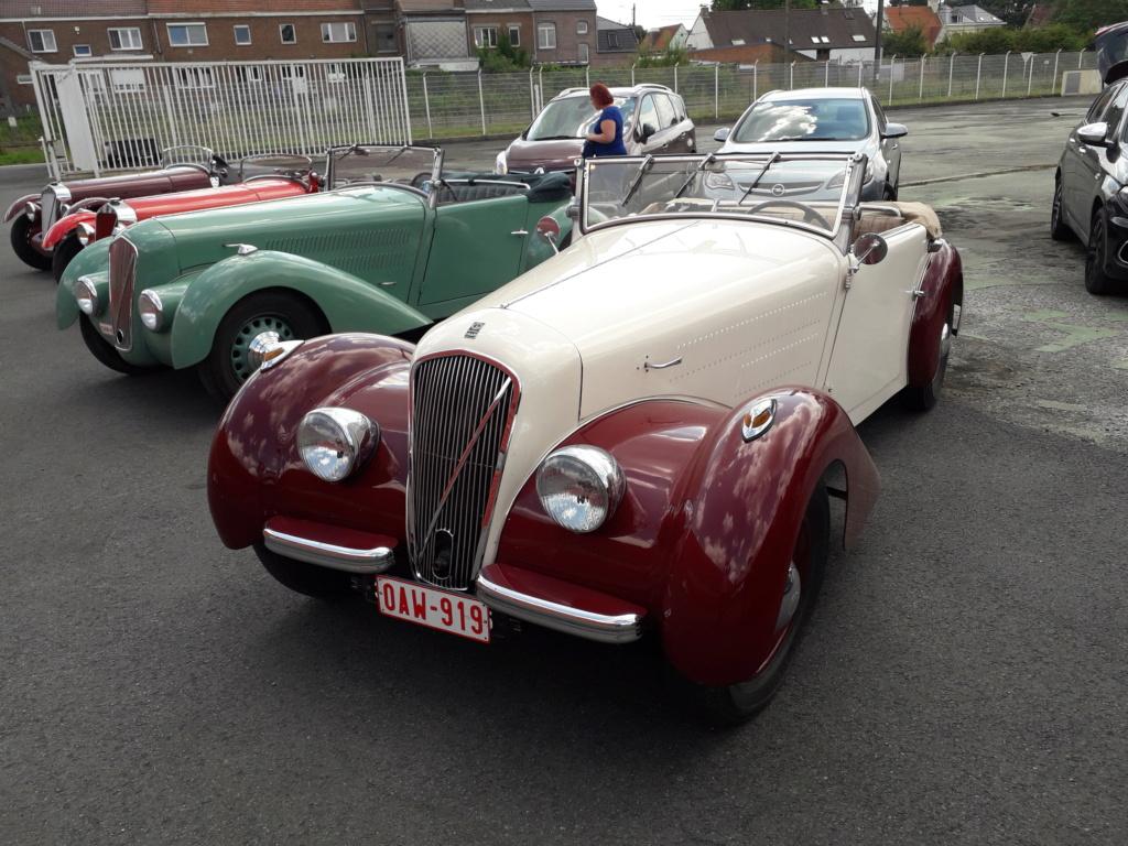 Musée de l'automobile de Leuze - Mahymobiles 20210830
